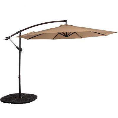 Top 10 best offset patio umbrellas in 2018 reviews for Best outdoor umbrellas reviews
