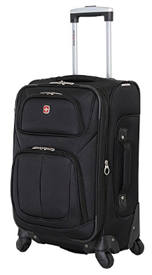 "SwissGear Travel Gear 21"" Spinner"