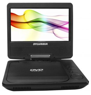 Sylvania Portable DVD Player SDVD7027-C