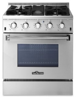 THOR KITCHEN 30-inch Stainless Steel Free Standing Gas Range