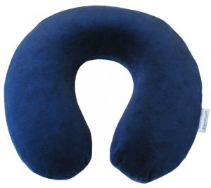 Travelmate Neck Pillow (Dark Blue)