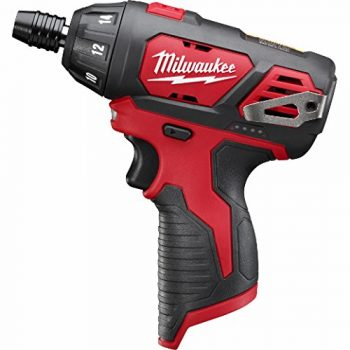 "Milwaukee 2401-20 M12 1/4"" Hex Screwdriver Bare Tool"
