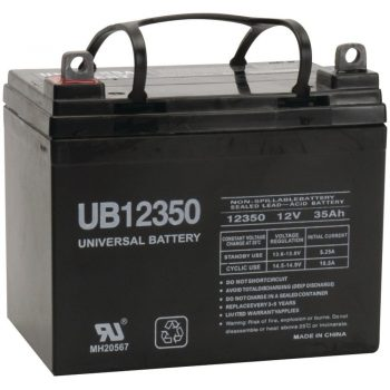 UPG 85980/D5722 Sealed Lead Acid Battery (12V; 35 AH; UB12350)