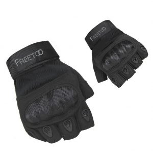 FREETOO fingerless gloves