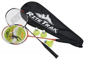 FiberFlash racket set