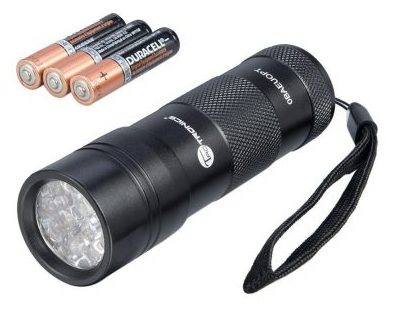 TaoTronics TT-FL001 UV Flashlight