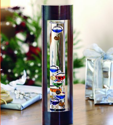 Wind & Weather Galileo Thermometer