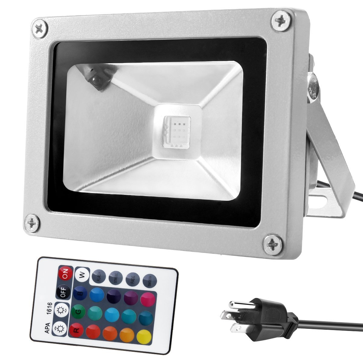 Warmoon-10W LED Flood light Waterproof