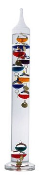 Ambient Weather WS-GA1141710 Galileo Thermometer