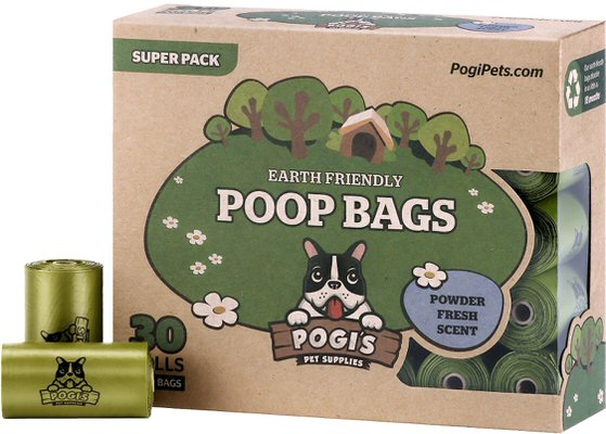Top 10 Best Dog Poop Bags in 2018