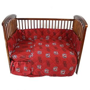 College Covers South Carolina Gamecocks Baby Crib Set