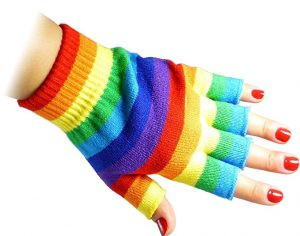 JTC fingerless gloves