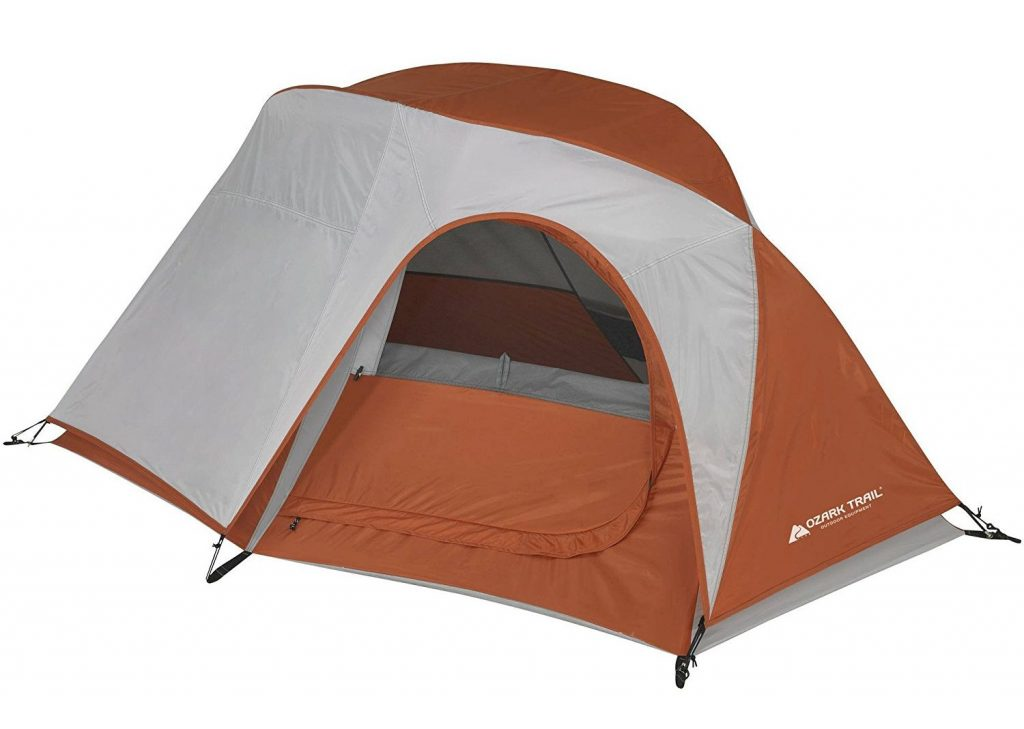 Ozark Trail 1 Person Backpacking Tent  sc 1 st  TheZ9 & Top 10 Best Backpacking Tents in 2018 - Buyeru0027s Guide