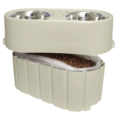 Our Pets Small N Feed Adjustable Feeder. Top 10 Best Elevated Dog Bowls ...