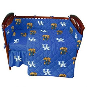 College Covers Kentucky Wildcats 5 Pc Baby Crib Set