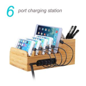 The Lottogo USB Charging Station