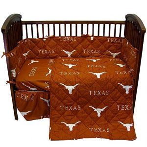 Comfortable Feet TEXCS Texas 5 Pc Baby Crib Set