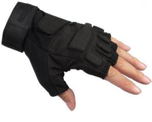 Seibertron fingerless gloves