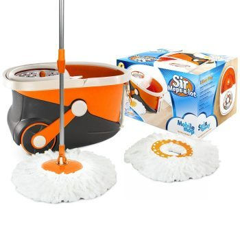 Sir-Mops-a-Lot Spin Mop