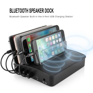 Purchase tips10 Wireless Bluetooth Speaker USB Charging Station