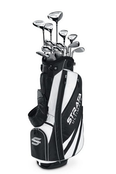 1. Callaway 18-Piece Men's Golf Set - Callaway Golf Bags