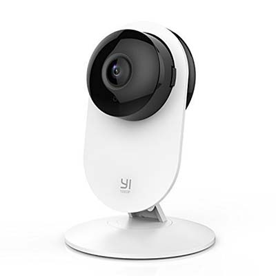 1. YI 1080p White Security Surveillance System​ - Best Home Security Cameras