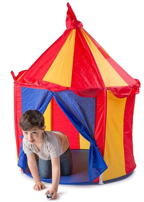 Childrenu0027s Indoor CIRCUS TENT  sc 1 st  TheZ9 & Top 10 Best Circus Tents in 2018 Reviews - Buyeru0027s Guide