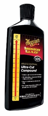 2 - Meguiar's M105 rubbing compound