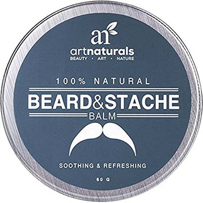 2. ArtNaturals 100% Natural Beard and Moustache Balm