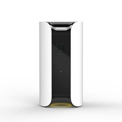 2. Canary White Home Security Device