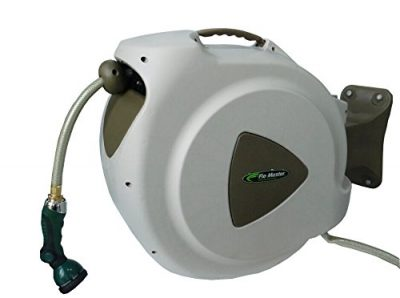2. RL FLOMASTER 65HR8 Hose Reel with 8 Spray Pattern Nozzle