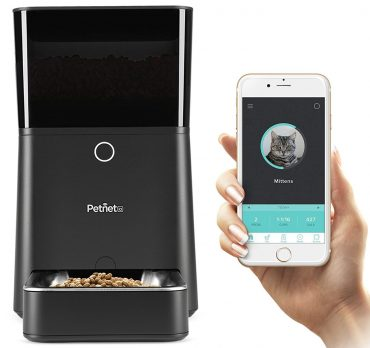 2019 New Petnet SmartFeeder, Automatic Pet Feeder for Cats and Dogs