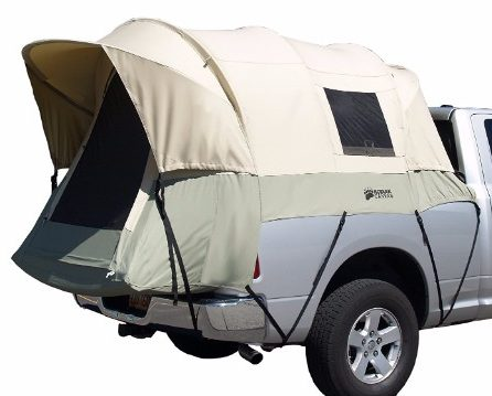 3 - Kodiak Canvas Truck Bed Tent