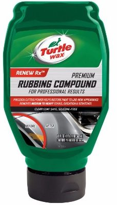 3 - Turtle Wax T-415 Rubbing Compound