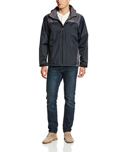 Colombia Men's Glennaker Waterproof Jacket