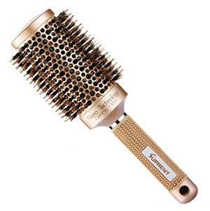 4. SUPRENT 2 inch Gold Color Hair Brush