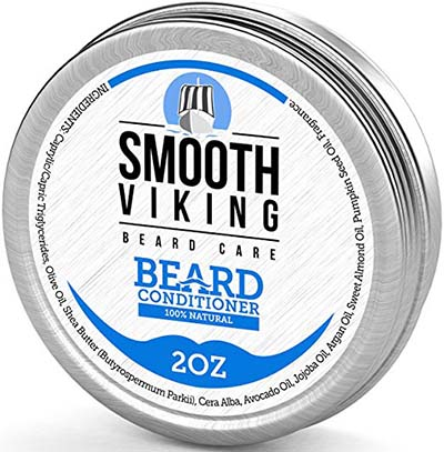 4. Smooth Viking 2 oz All Natural Beard Conditioner