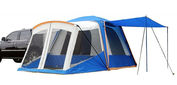 Sportz SUV Blue,Grey Tent