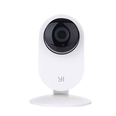 4. YI White Security Surveillance System