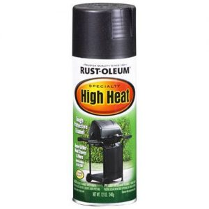 Rust Oleum 7778830 High heat Enamel Spray