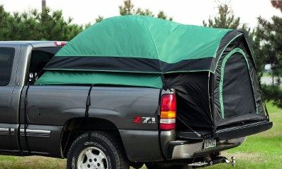 5 - Guide Gear 6-by-6-ft Truck Tent
