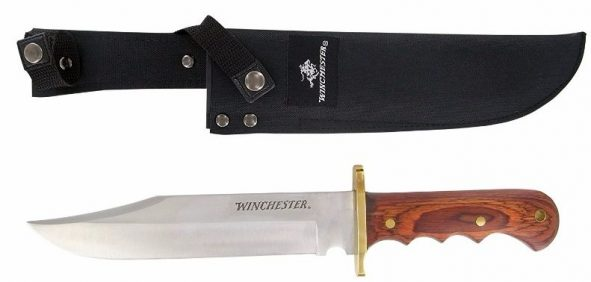 5 - Winchester 22-41206 Large Bowie Knife