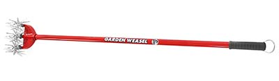 5. Garden Weasel Cultivator Long Handle