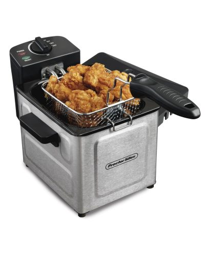 5. Proctor Silex 35041 Electric Deep Fryer