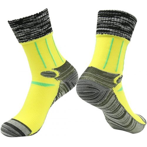RANDY SUN Unisex Waterproof Socks