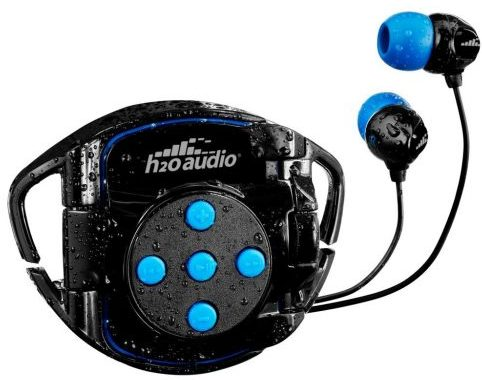 H2O Waterproof Headphones