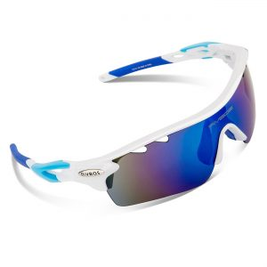 RIVBOS 801 Unisex Sports Sunglasses
