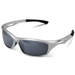 Duduma Polarized Sports Sunglasses for Cycling and Baseball Running