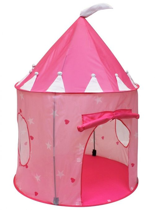 Click N' Play Girl's Princess pink circus Tent