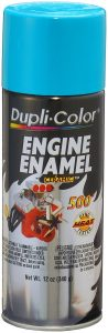 Dupli Color DE1643 Torque ceramic Teal Engine Paint